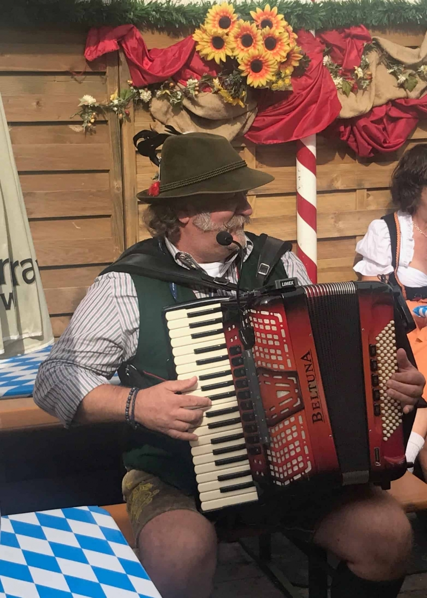 Musiker-im-Garten